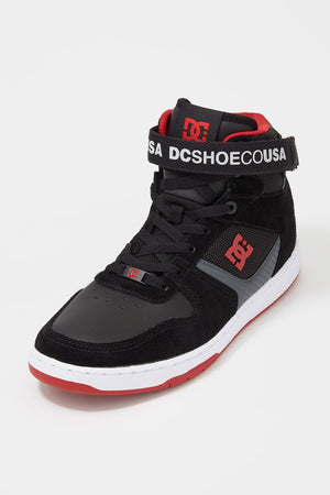 DC Mens Pensford High-Top Shoes