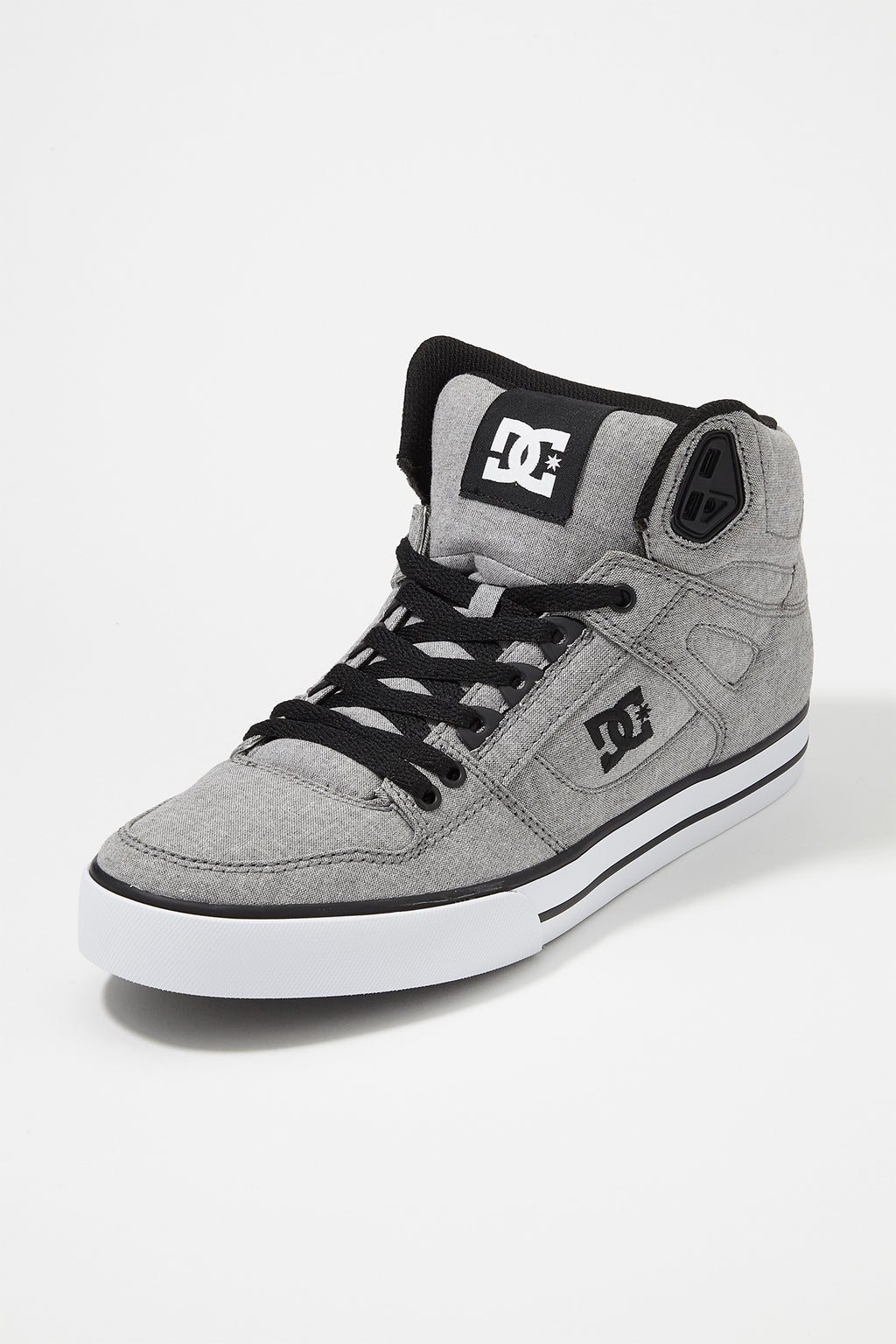 DC Mens Pure WC TX SE High-Top Shoes