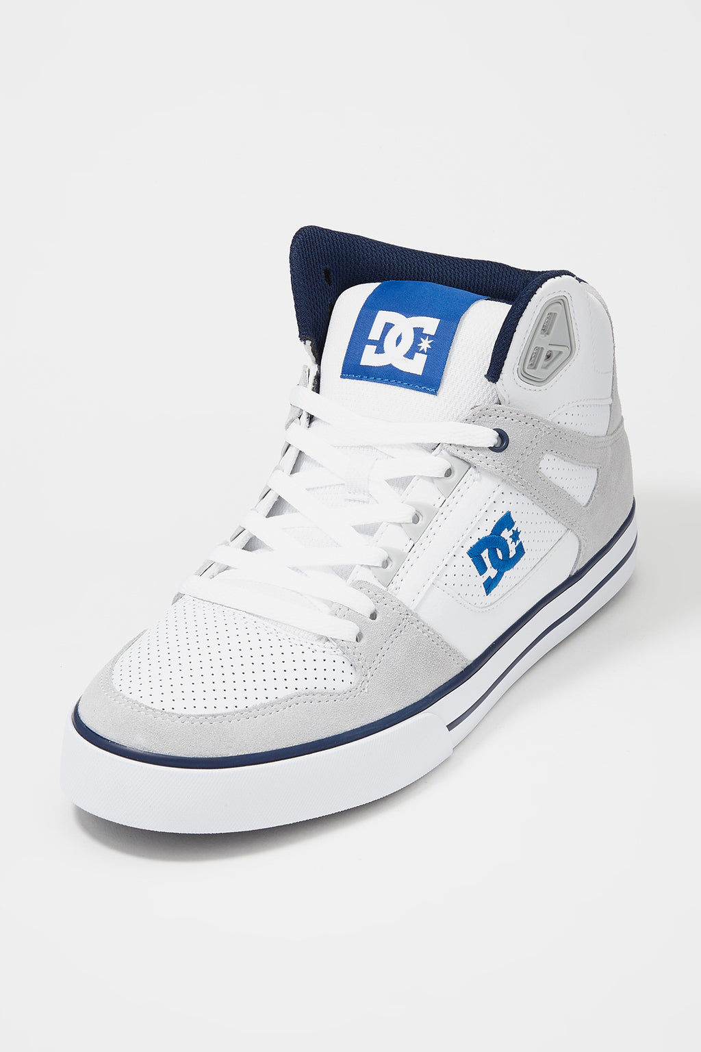 DC Mens Pure High-Top Shoes