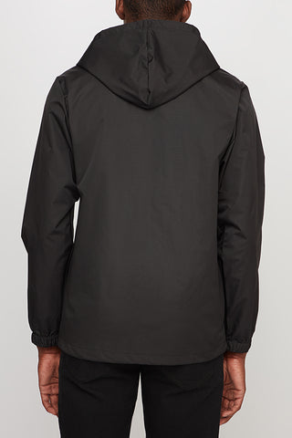 Thrasher Men's Flame Hooded Windbreaker
