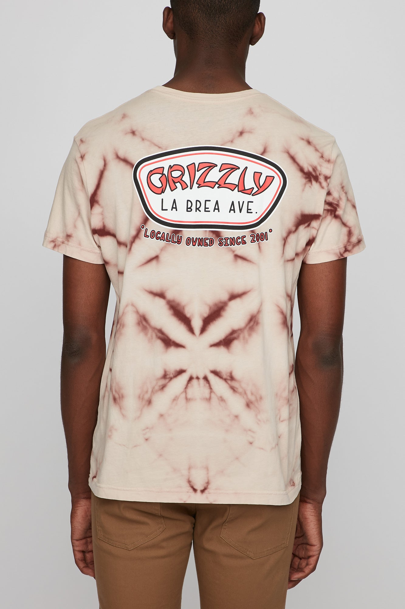 Grizzly Guys La Brea Ave. Tee