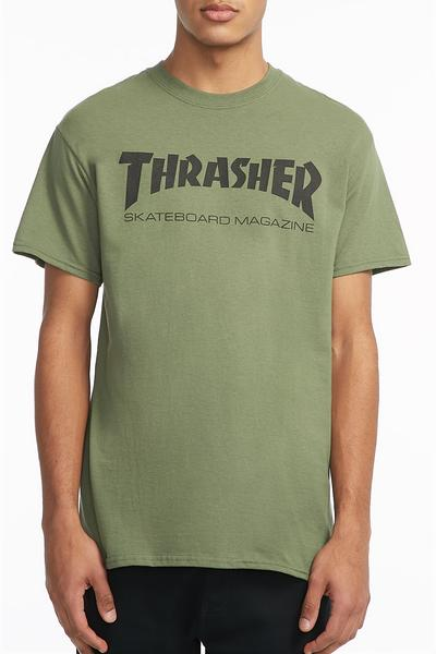 Thrasher Mens Skate Mag T-Shirt