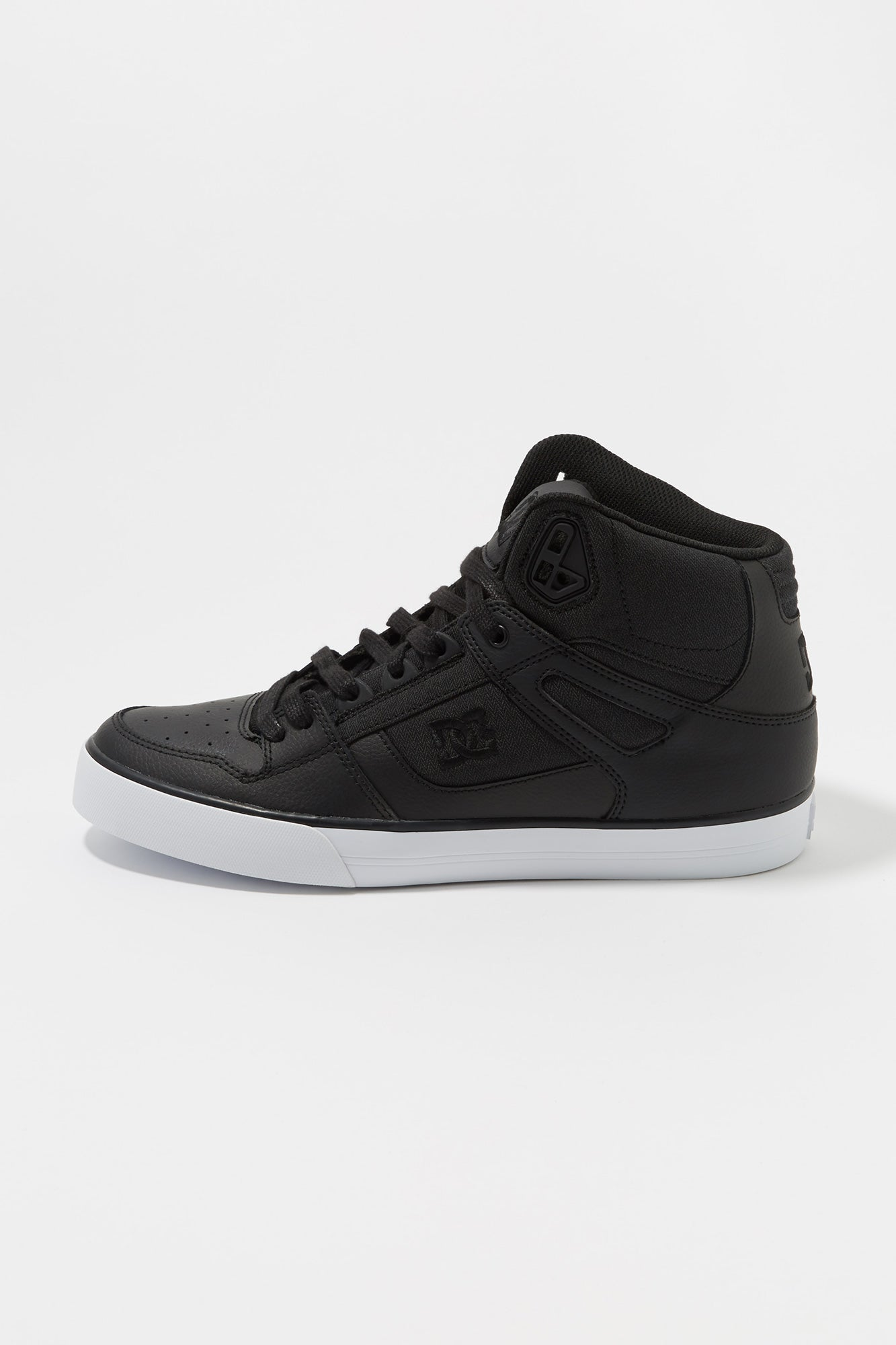 DC Mens Pure High-Top WC TXSE Sneakers