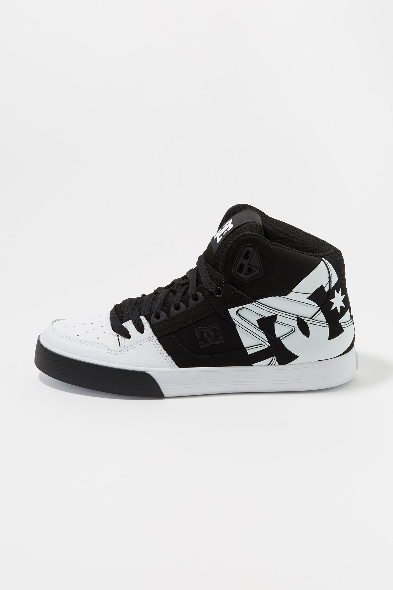 DC Mens Pure High-Top WC Sneakers