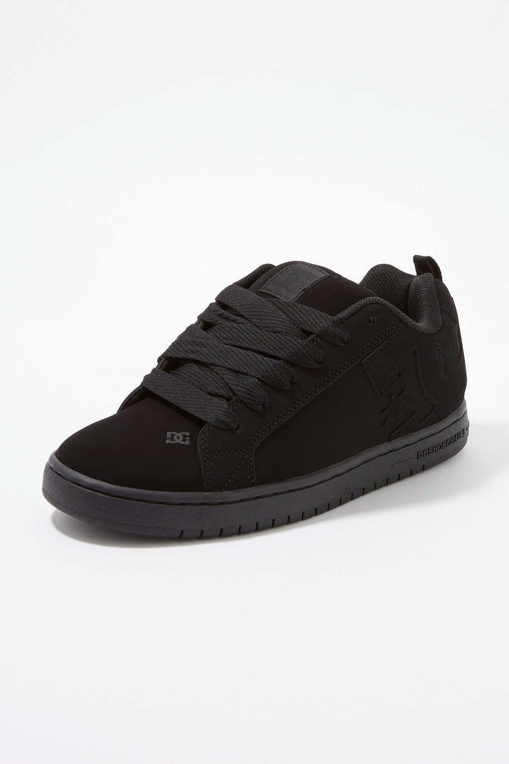 DC Mens Court Graffik Shoes