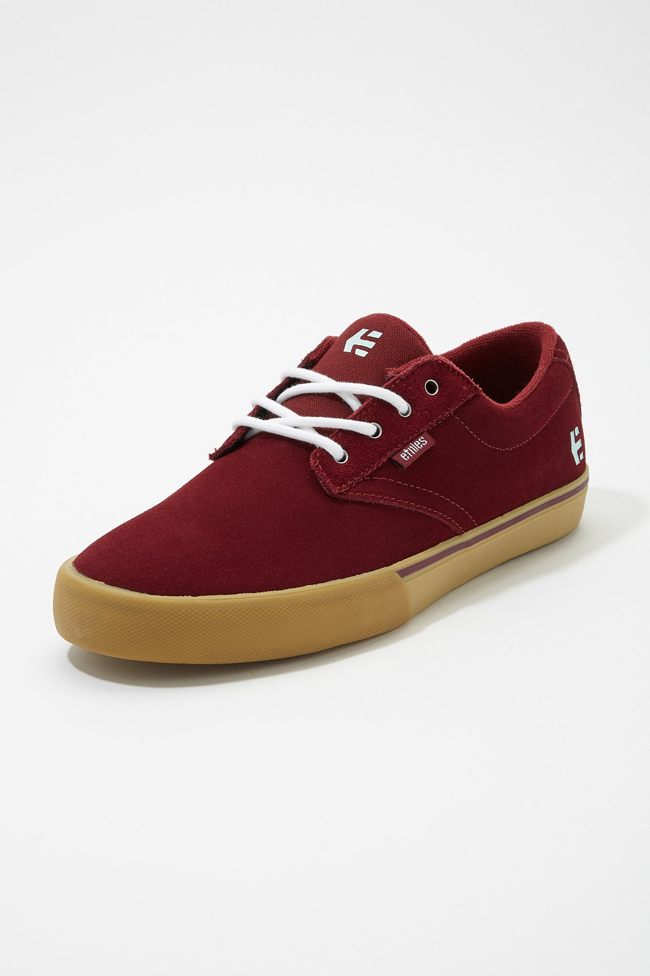 bb53b5728b282e Etnies Mens Burgundy Jameson Vulc Shoes