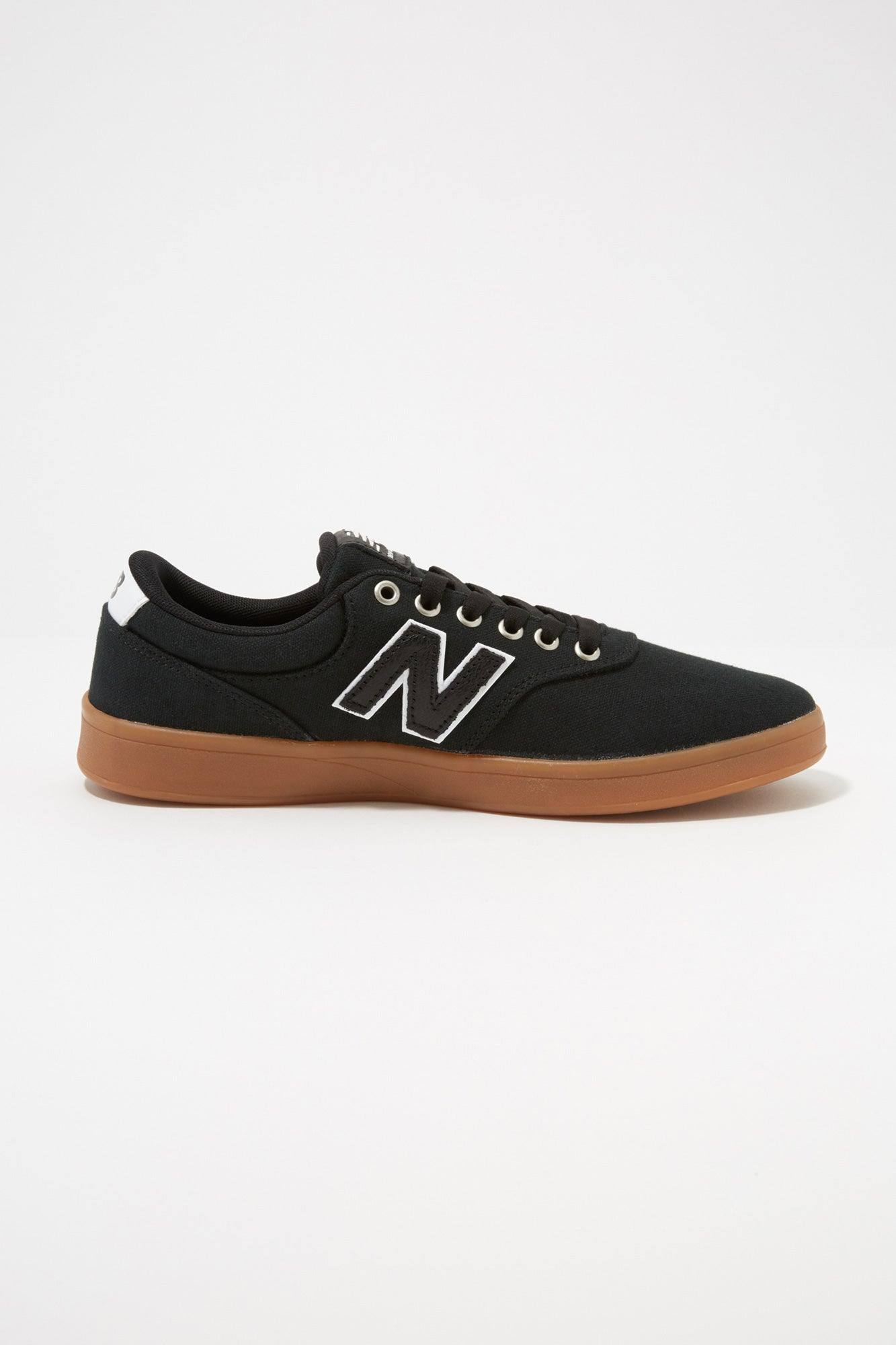 New Balance Guys AM424 Black Sneakers