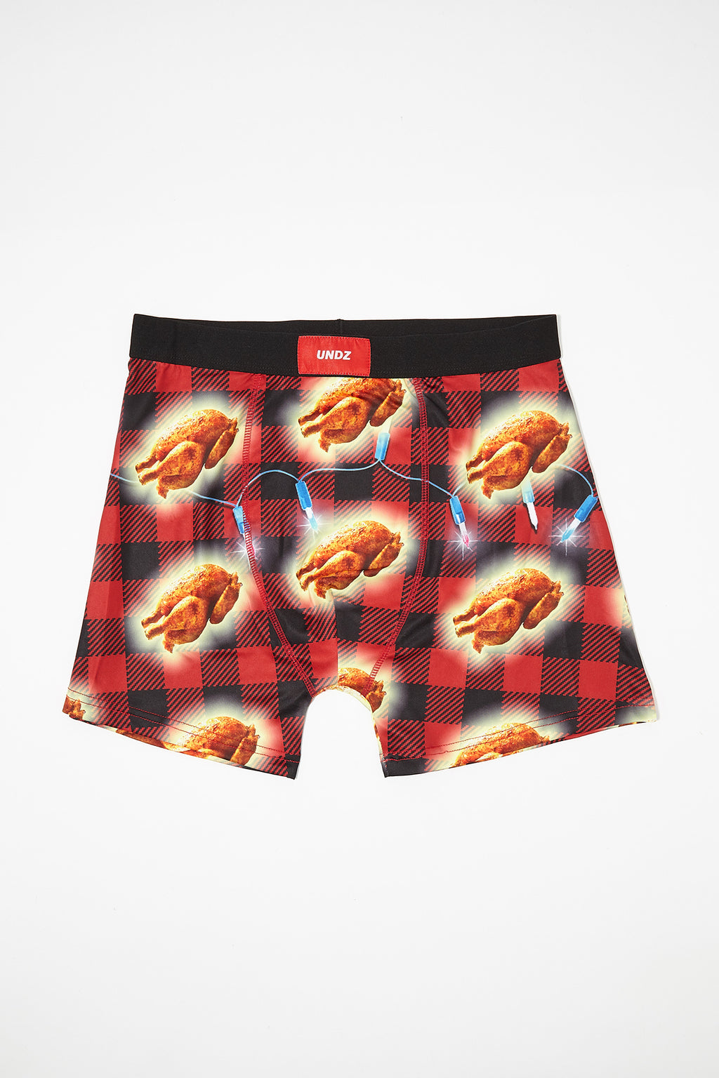 UNDZ Mens Turkey Boxer Brief