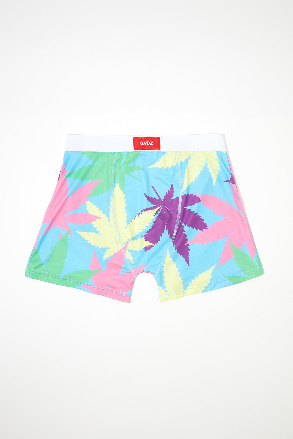 UNDZ Mens Leaf Boxer Brief