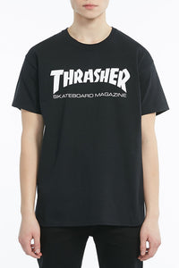Thrasher Mens Black Skate Mag T-Shirt