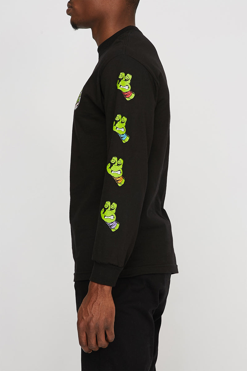Ninja Turtles x Santa Cruz Long Sleeve