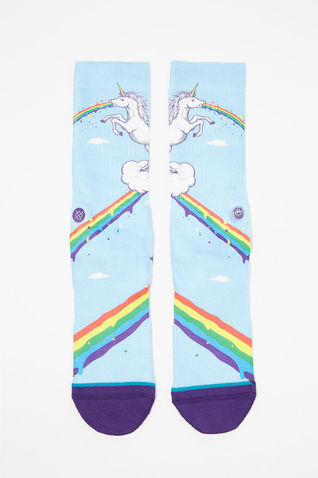 Stance Mens Spirit Animal Crew Socks