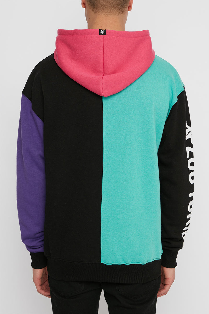 Zoo York Mens Graphic Popover Hoodie