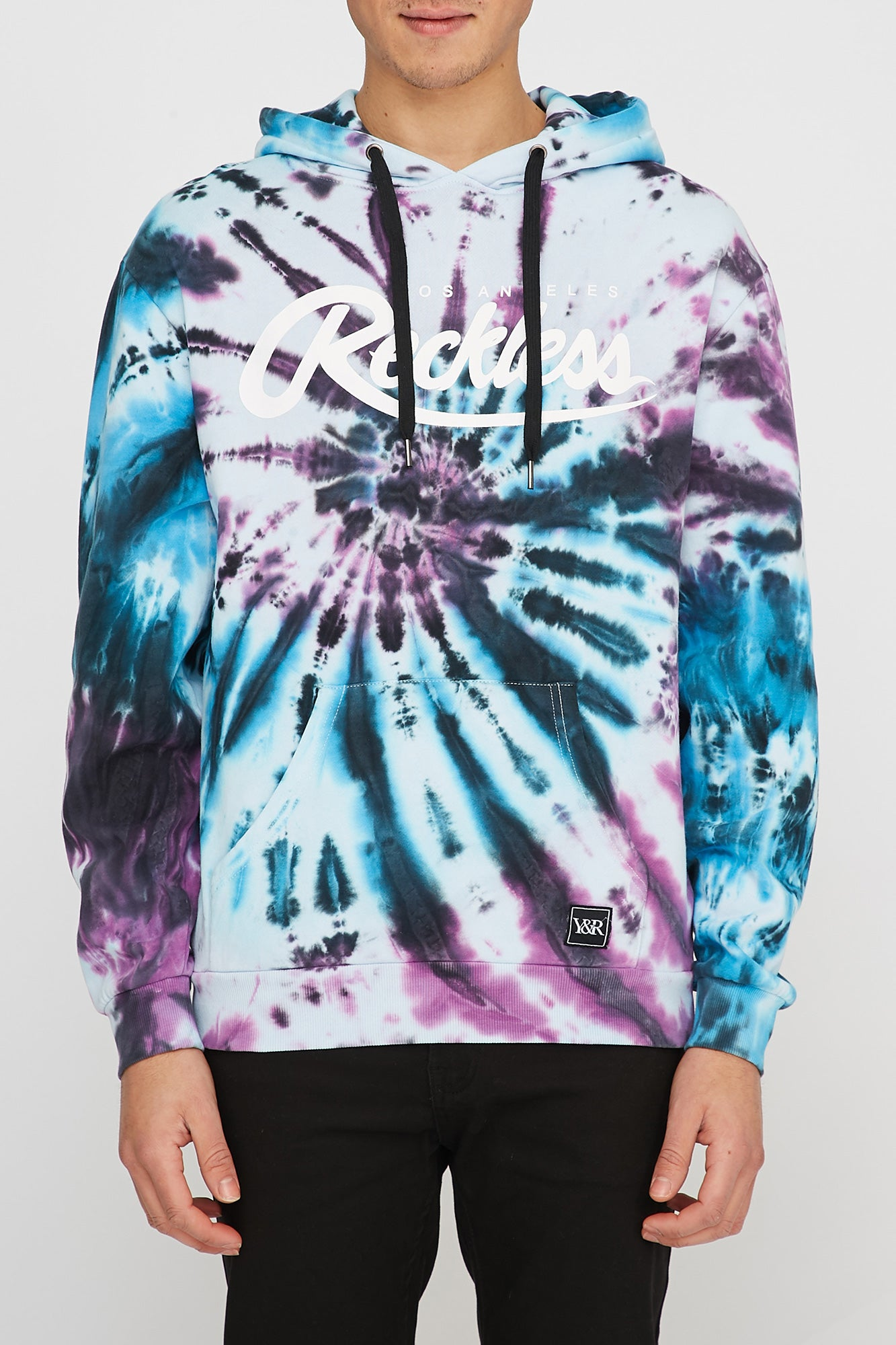 438e2776 Young & Reckless Swirl Tie Dye Hoodie   West49