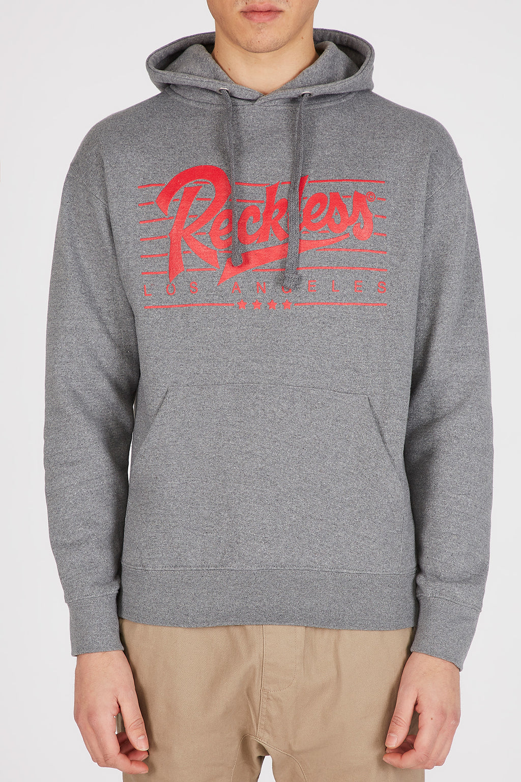 Young & Reckless Mens Varsity Hoodie