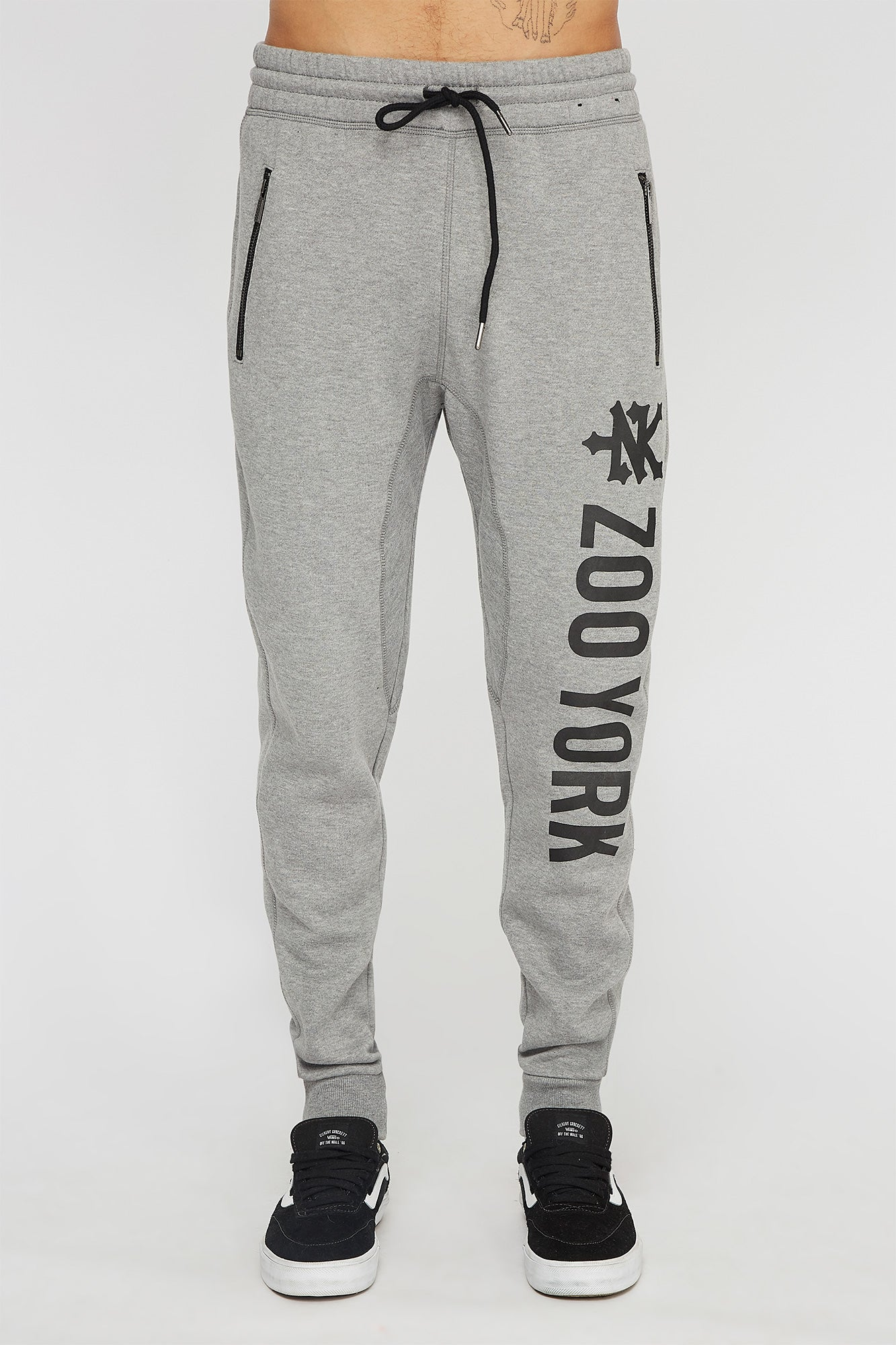 Zoo York Mens Zip Pocket Jogger