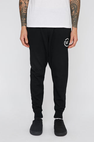 Young & Reckless Mens Solid Jogger