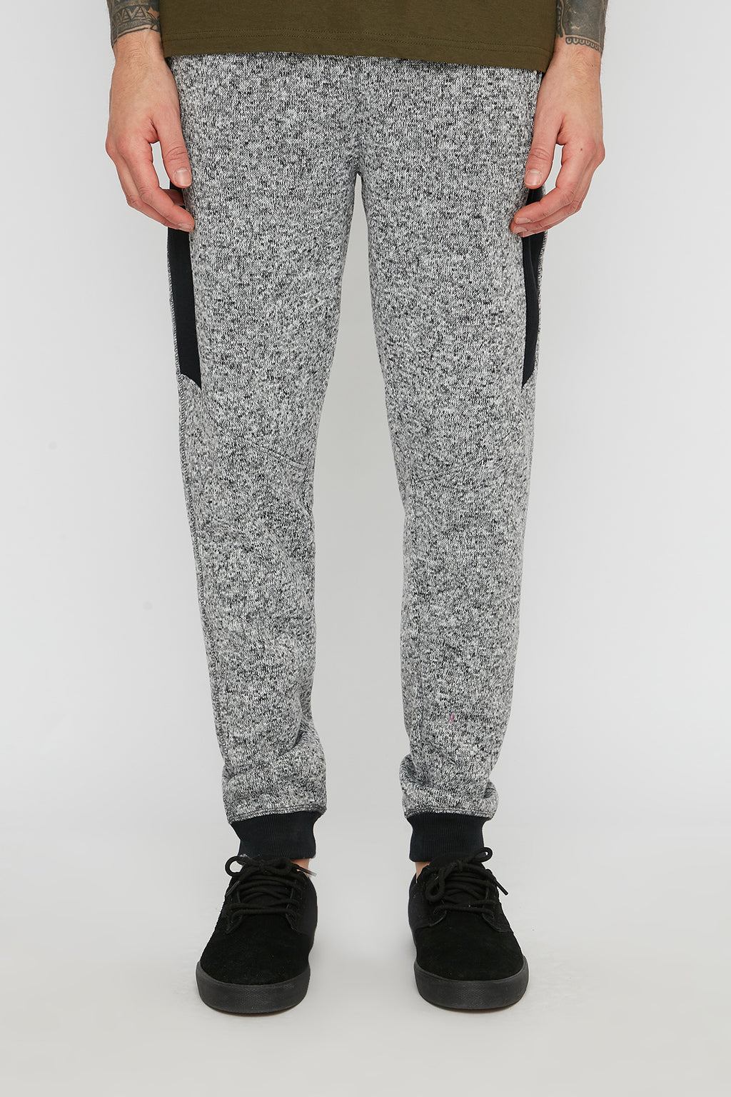 West49 Mens Side Tape Sweatpants