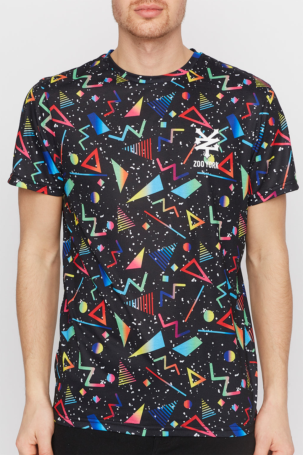 Zoo York Mens Retro T-Shirt