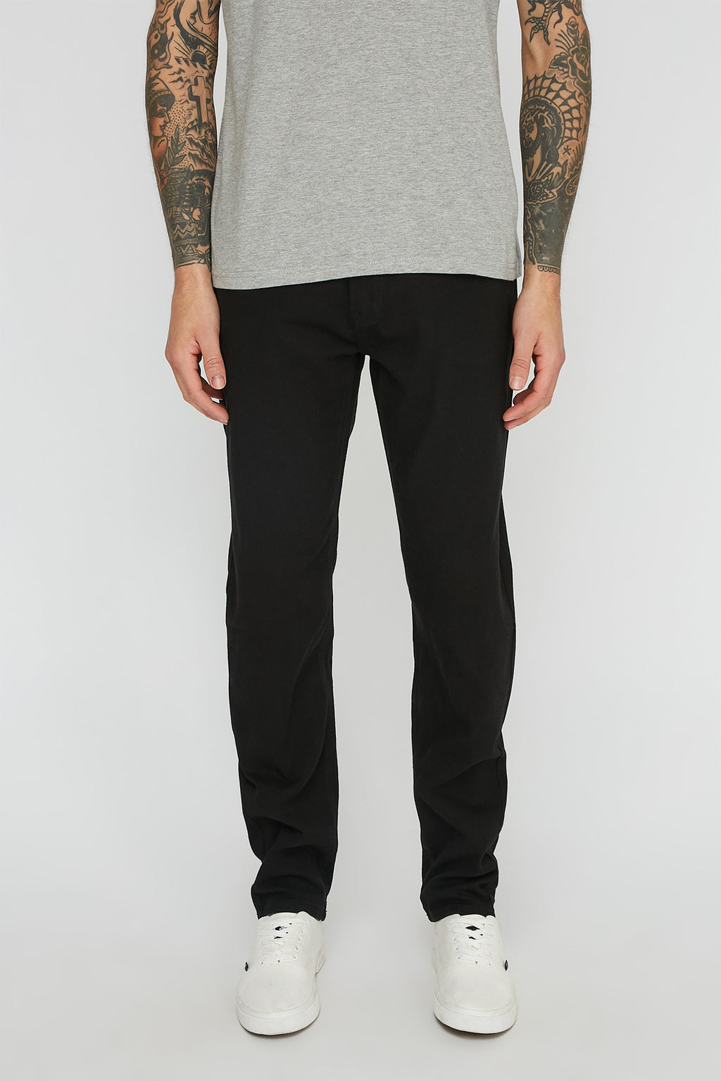 Zoo York Mens Slim Bull Denim