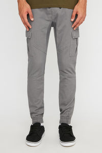 Zoo York Mens Denim Cargo Jogger