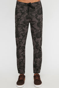 West49 Mens Grey Camo Jogger