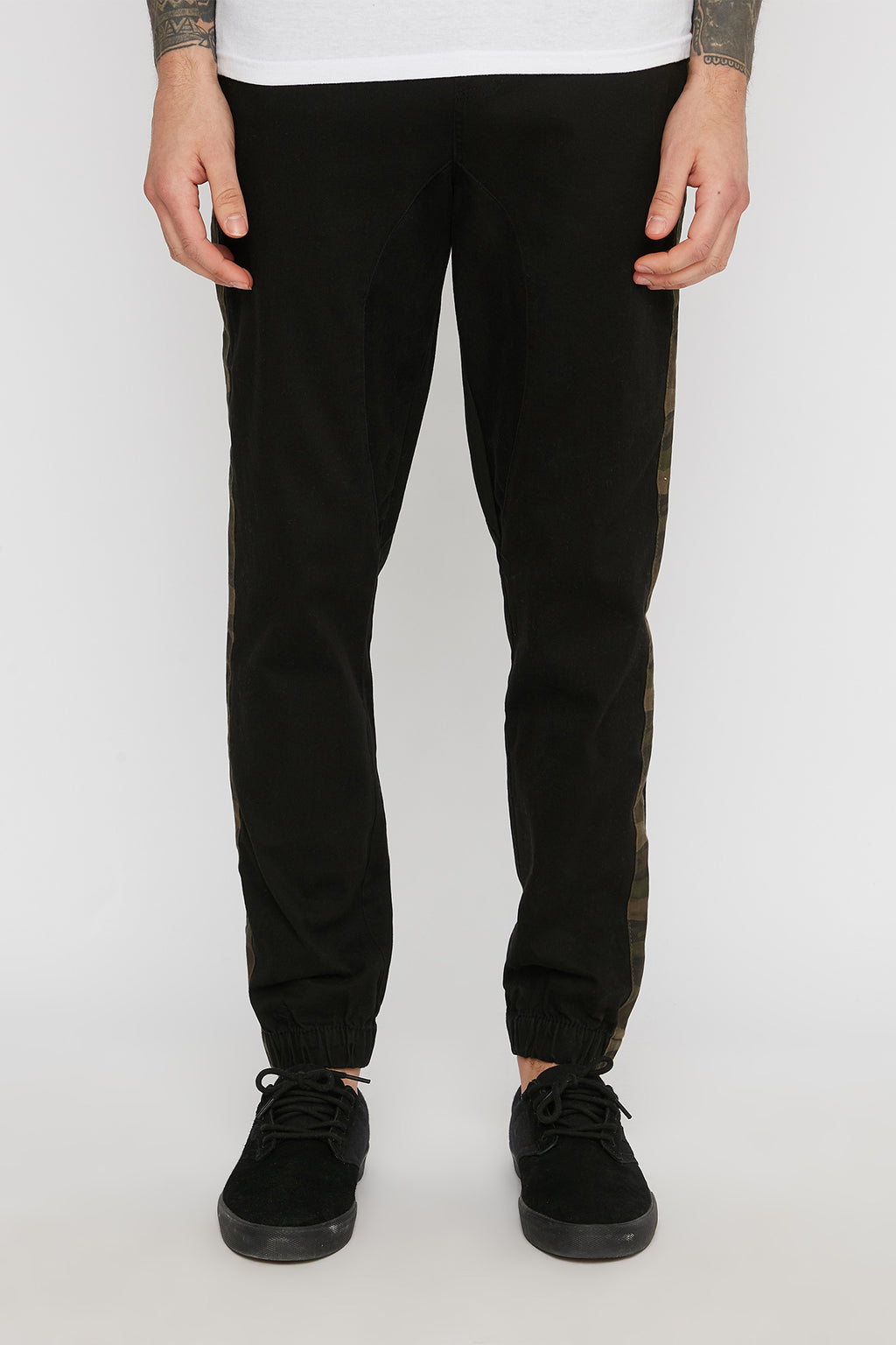 Zoo York Mens Side Tape Jogger