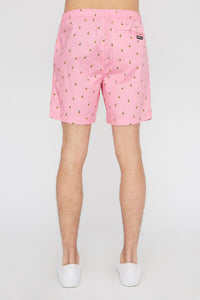 West49 Mens Ditsy Shorts