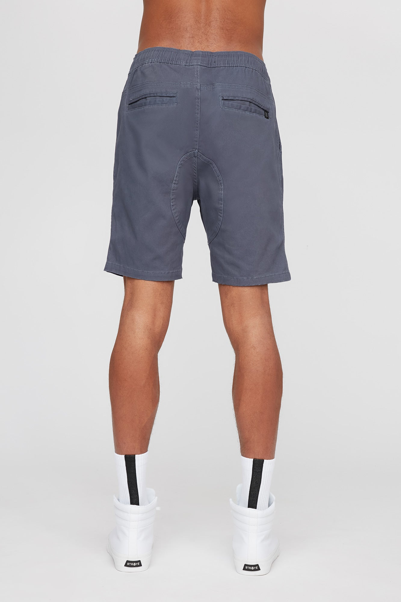 West 49 Guys Blue Gusset Jogger