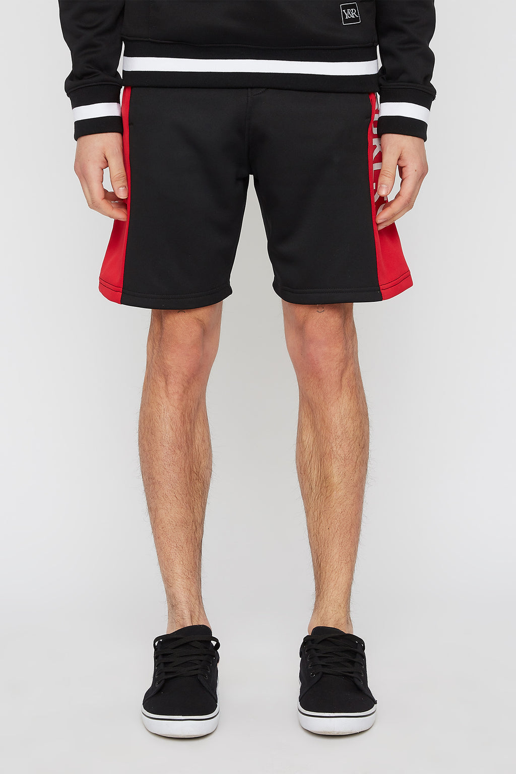 Young & Reckless Mens Colour Block Short