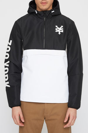 Zoo York Mens Half-Zip Anorak