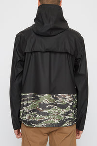 Young & Reckless Mens Half Camo Anorak