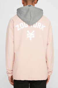 Zoo York Mens Coach Jacket