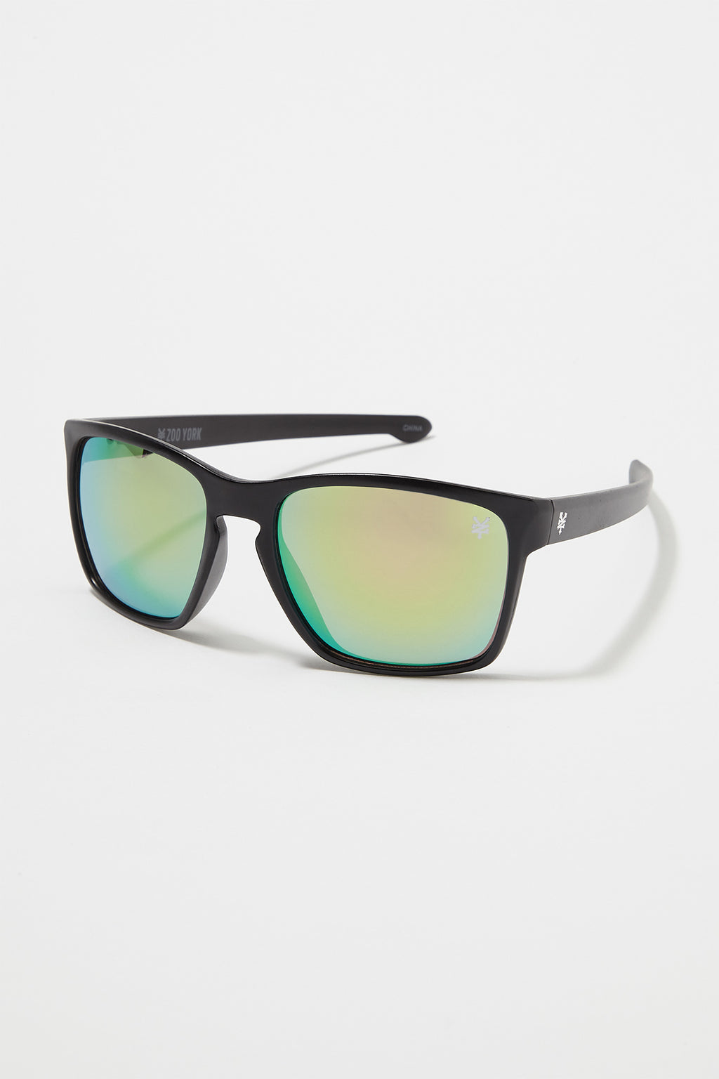 Zoo York Mens Revo Square Sunglasses
