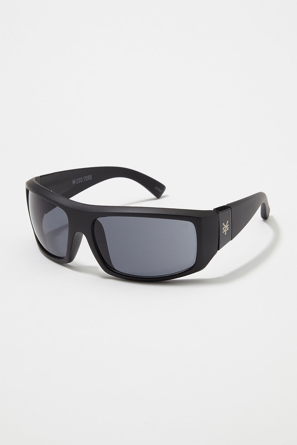 Zoo York Mens Wrap Sunglasses