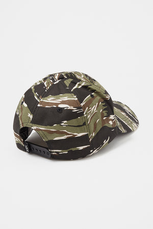 Young & Reckless Mens Tiger Camo Cap