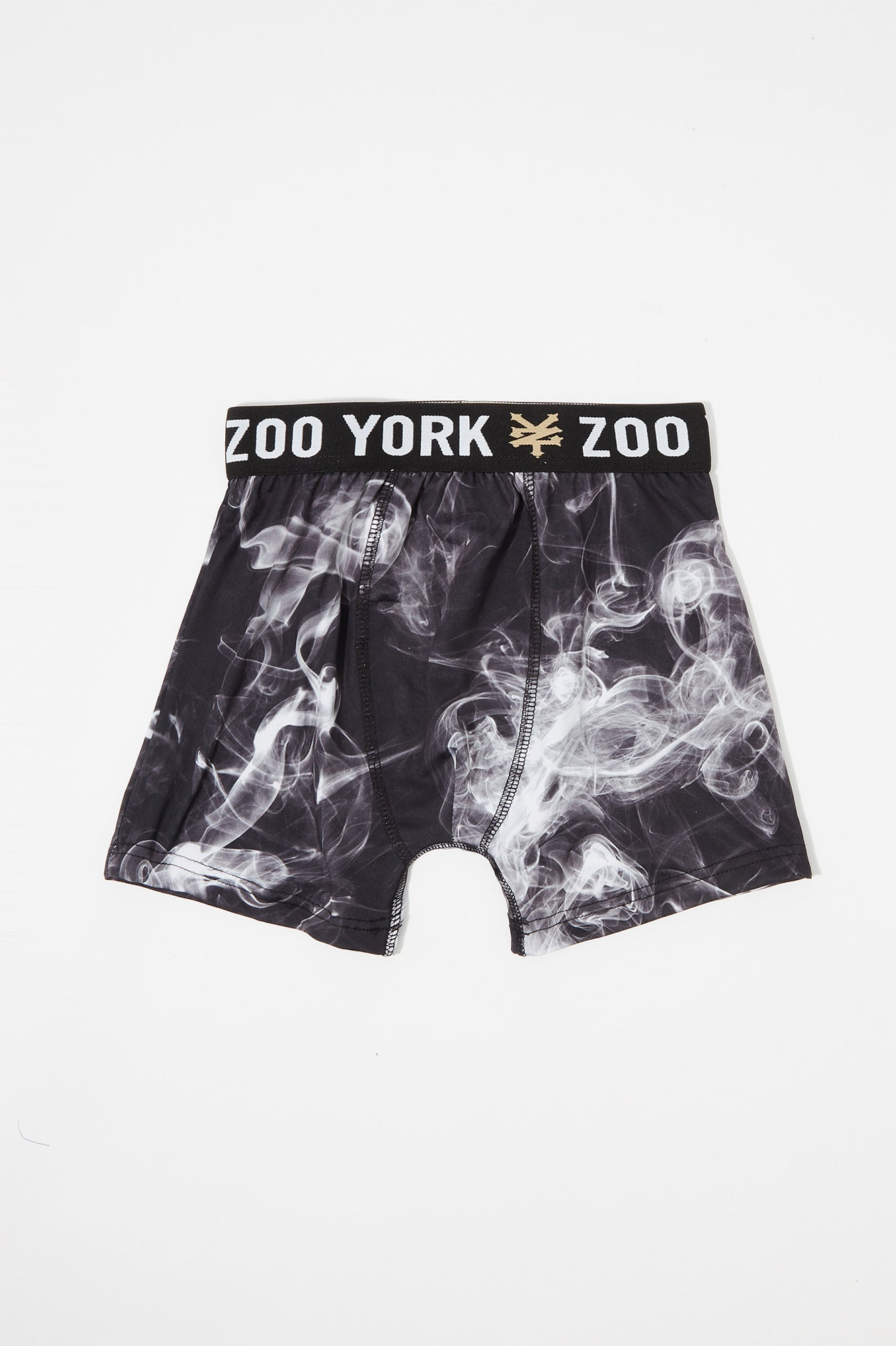 Zoo York Mens Smoke Boxer Brief
