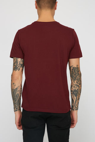 Zoo York Mens Bar Logo T-Shirt