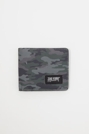Zoo York Canvas Bifold Wallet