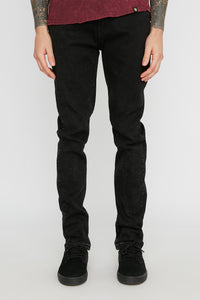 Zoo York Mens Black Skinny Jeans