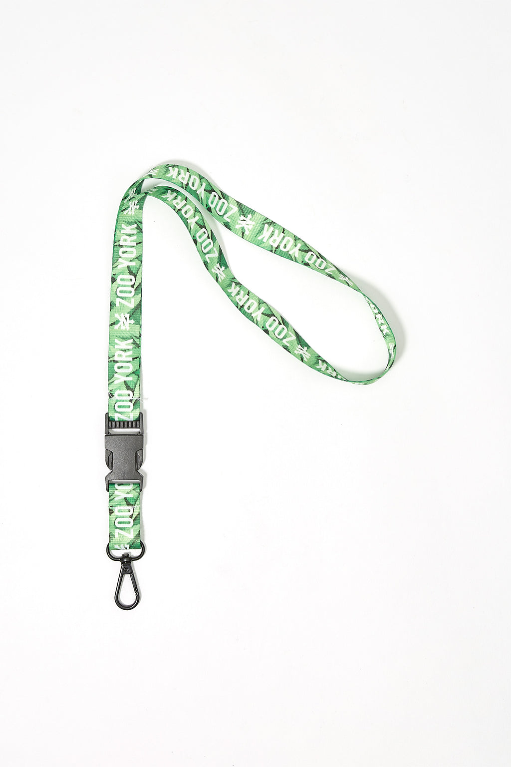 Zoo York Hemp Lanyard