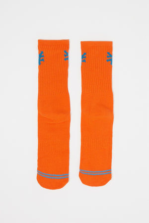 Zoo York Mens Two-Tone Crew Socks