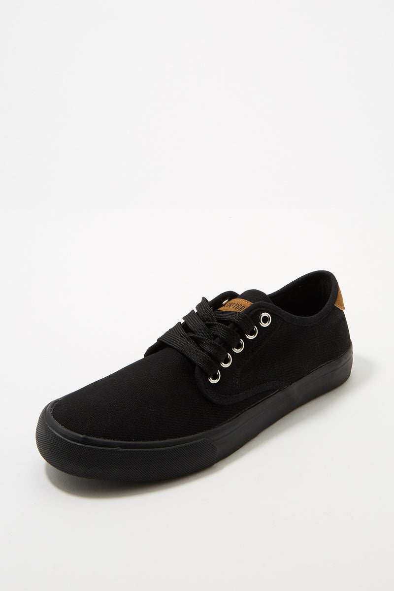 Zoo York Mens Low Lace Up Shoes
