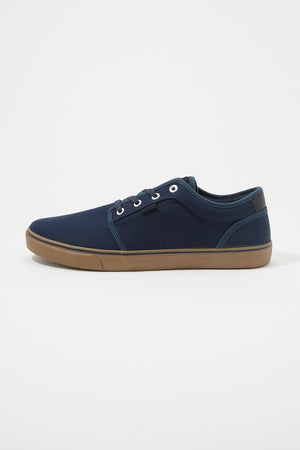 Zoo York Mens Low Lace Up Sneakers