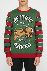 West49 Mens Getting Baked Sweater