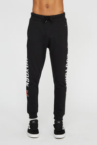Zoo York Mens Side Logo Jogger