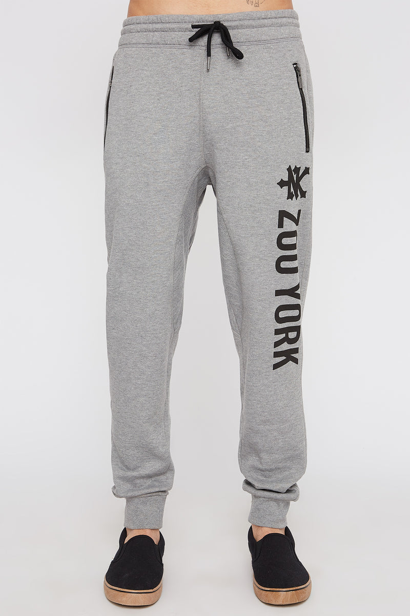 Zoo York Mens Box Logo Jogger