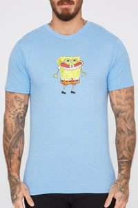 SpongeBob SquarePants Mens Graphic T-Shirt