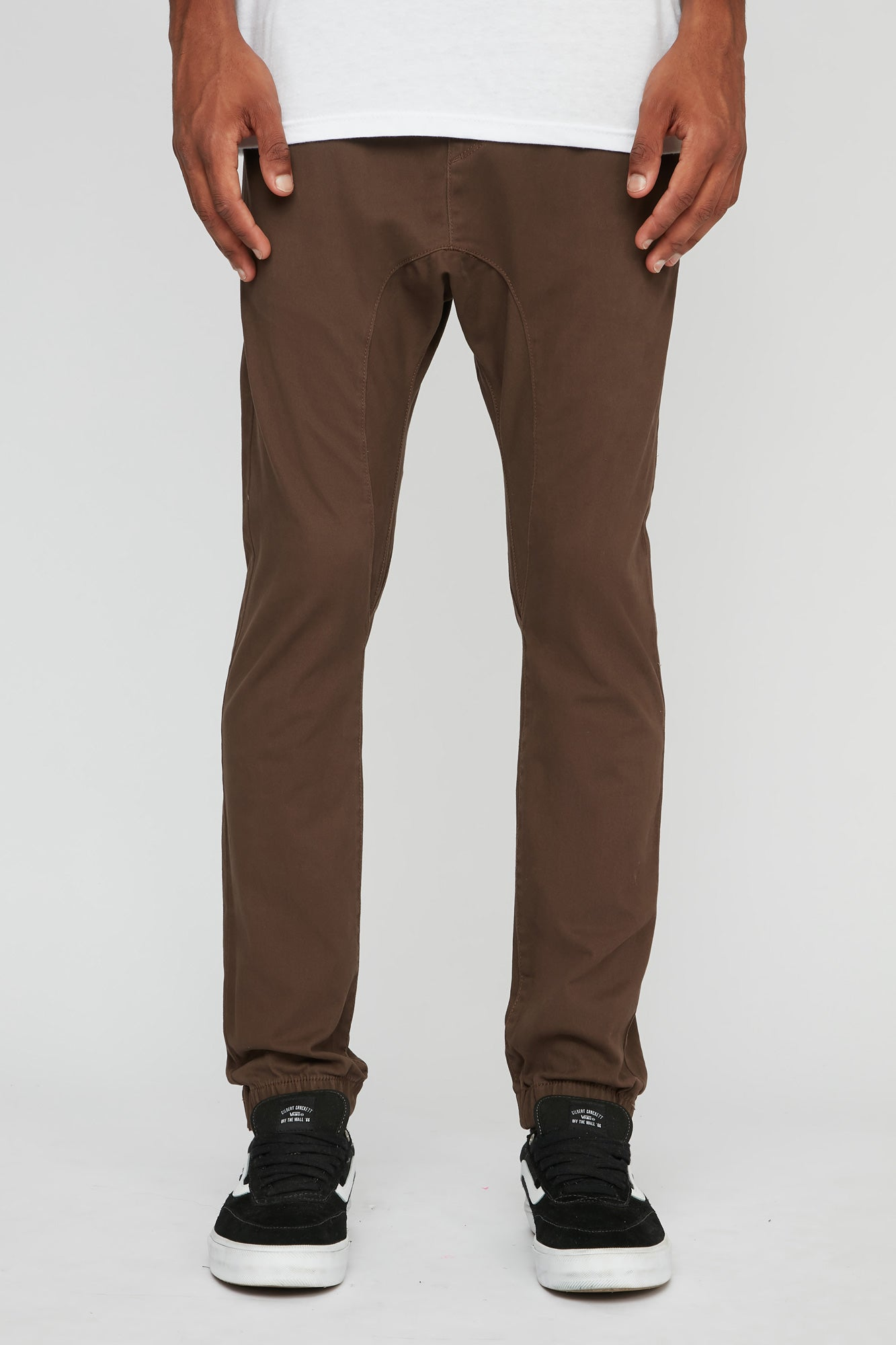 Zoo York Mens 5 Pocket Joggers