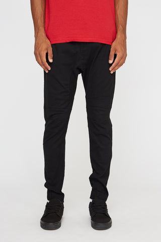 West49 Mens Moto Joggers